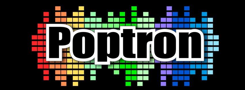 Poptron logo 2013