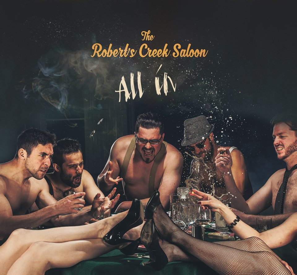The Roberts Creek Saloon-pochette-All-in