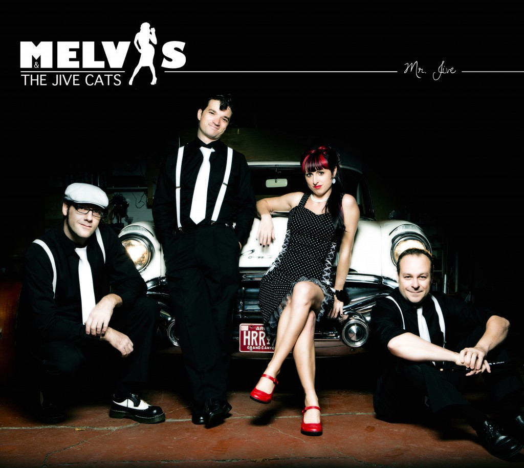 Melvis & The Jive Cats-FRONT-2013