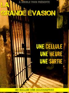 aDoubleTour-Mission La Grande êvasion Affiche