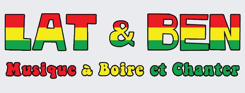 LAT & BEN logo png