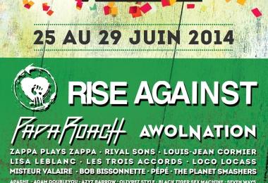 Dernière semaine de prévente pour le festival Woodstock en Beauce
