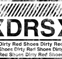 Dirty Red Shoes