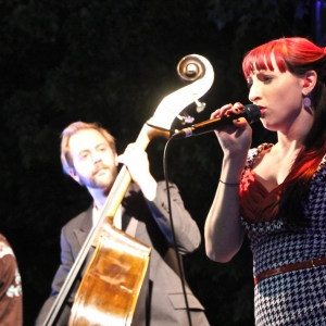 Melvis and The Jive Cats- FBAQ 2016