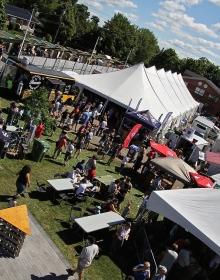 La 5e édition des Fêtes gourmandes Desjardins de Neuville : Un savoureux succès
