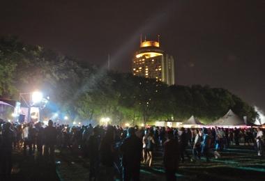 Une foule record pour le Party Envol et Macadam de la St-Jean 2014
