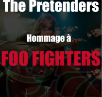 The Pretenders – Hommage à Foo Fighters