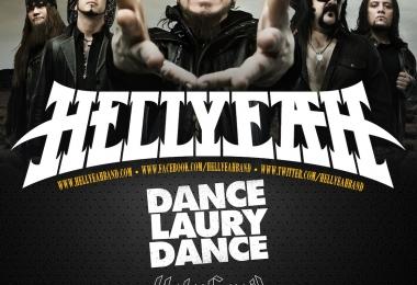 Hellyeah, Dance Laury Dance et Holy Grail à Québec