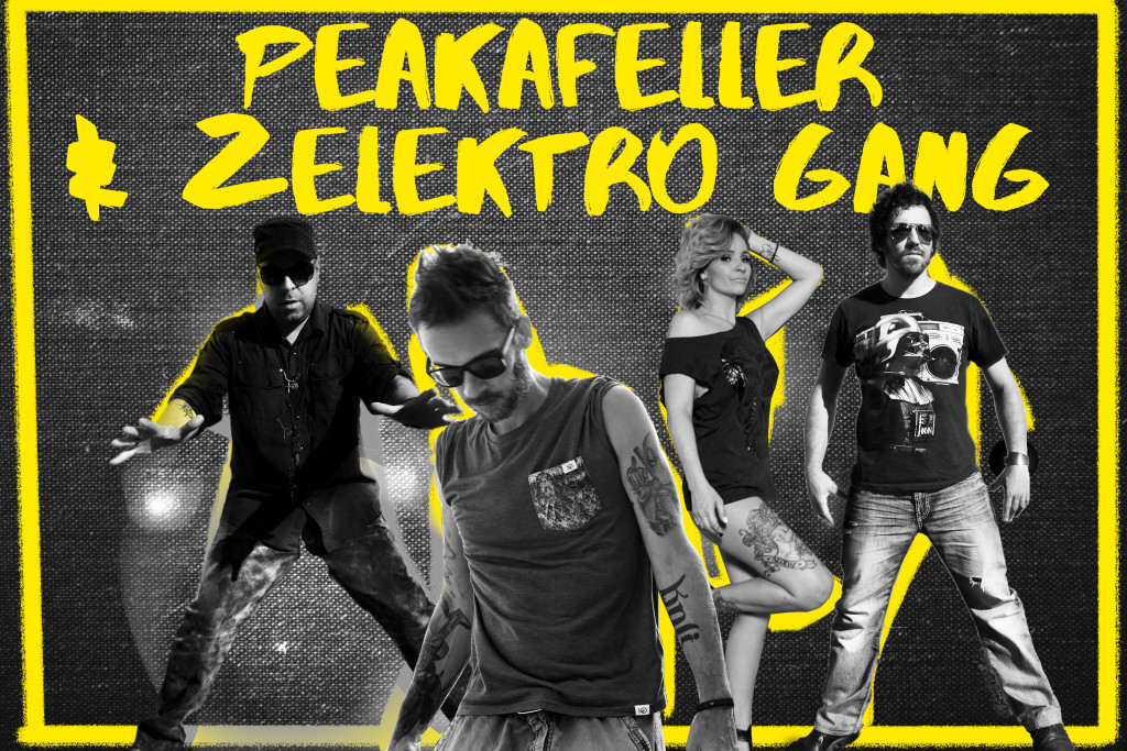 Peakafeller and Zelektro Gang - 2019