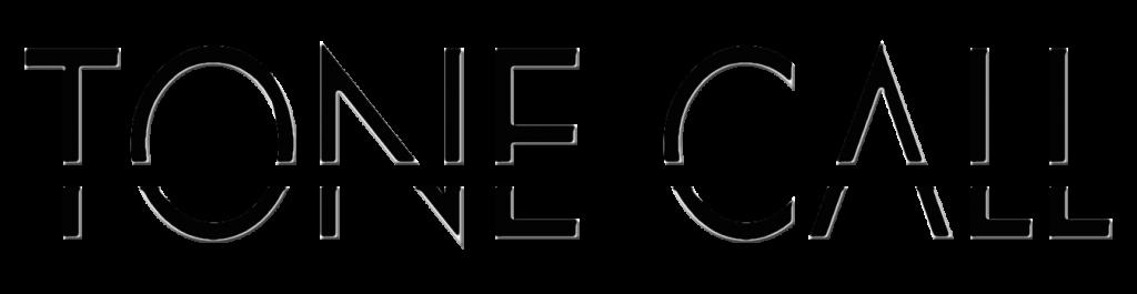 tone call-logo-black-transparent PNG - copie