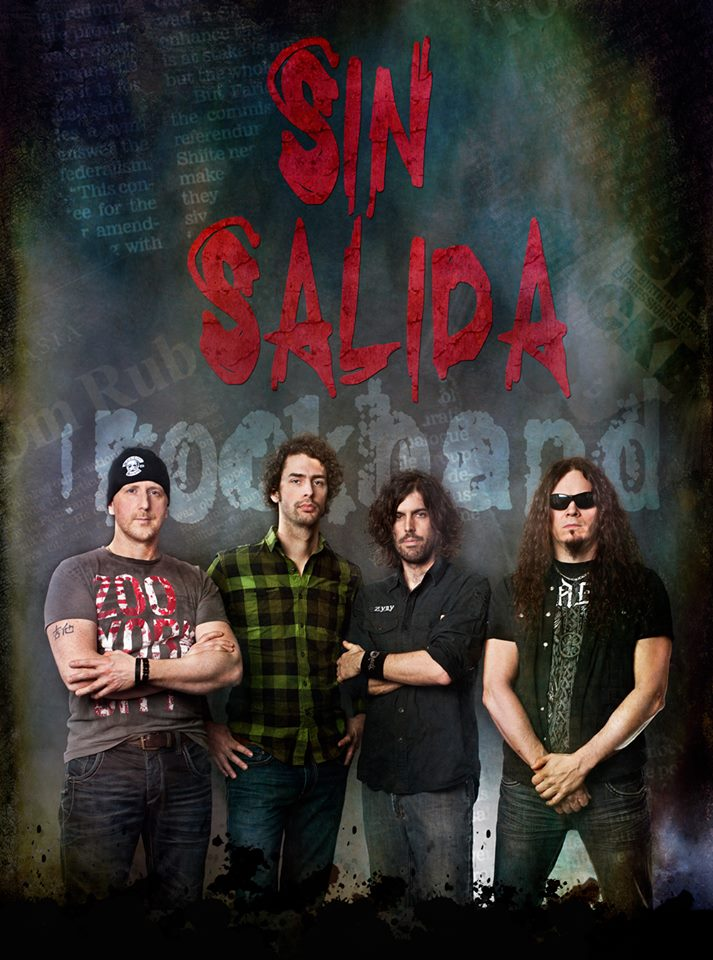 SIn Salida Rock Band-photo-1