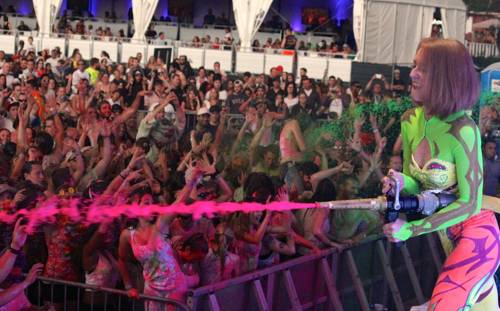 Life in Color Festivent Ville de Lévis - 1er août 2015