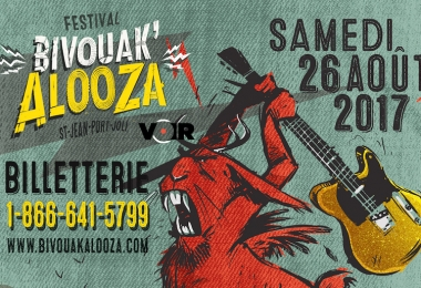 Le BivouaK'alooza arrive à grands pas!