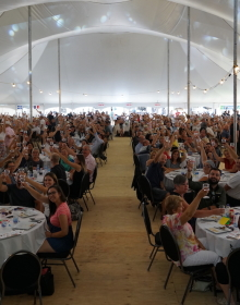 Les Fêtes gourmandes Desjardins de Neuville, de retour du 23 au 25 août!