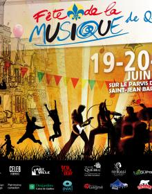 La  Fête de la musique de Québec de retour pour une 8e édition !