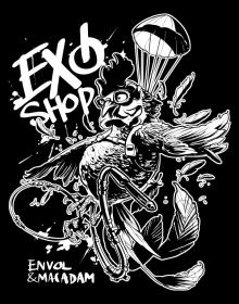 La prévente des passeports d'Envol et Macadam se poursuit,  exclusivement à la boutique EXO !