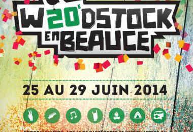 Woodstock en Beauce présente ses nouveaux commanditaires pour sa 20e édition