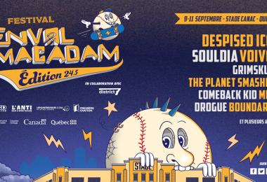 L'édition 24,5 du festival Envol et Macadam commence ce soir!
